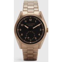 AllSaints Untitled VII Khaki Stainless Steel Watch