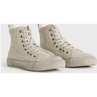 AllSaints Rigg Ramskull High Top Trainers