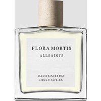 AllSaints Women's Floral Mortis Eau De Parfum, Flora, Size: 100ml