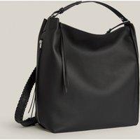 AllSaints Women's Leather Kita Backpack, Black