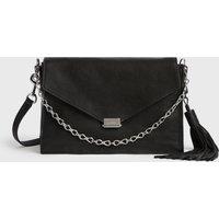 AllSaints Miki Leather Shoulder Bag