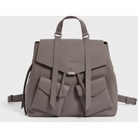 AllSaints Captain Lea Leather Backpack