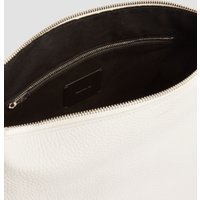 AllSaints Women's Leather Kita Small Backpack, White