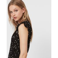 AllSaints Lana Hearts Dress