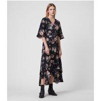 AllSaints Delana Eden Dress