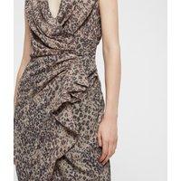 AllSaints Cancity Patch Dress