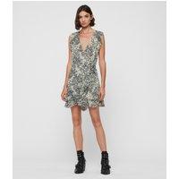 AllSaints Priya Patch Dress