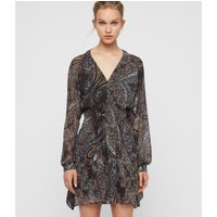 AllSaints Nichola Scarf Dress