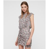 AllSaints Hali Sketch Dress