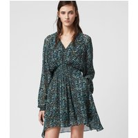 AllSaints Nichola Plume Dress