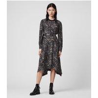 AllSaints Fayre Remix Dress
