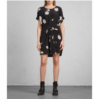 AllSaints Sonny Rodin Silk Dress