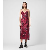 AllSaints Tierny Wing 2-in-1 Dress