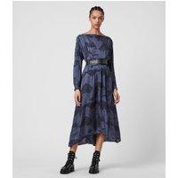 AllSaints Faustin Acoustic Dress