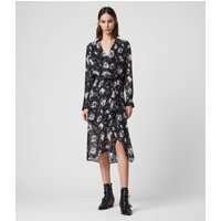 AllSaints Valero Amapolo Dress