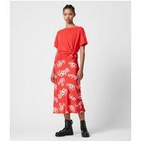 AllSaints Lenni 2-In-1 Jasmine Dress