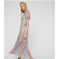 AllSaints Alix Freefall Dress