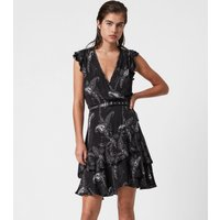 AllSaints Lani Kashmir Dress