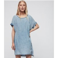 AllSaints Sonny Tencel Dress