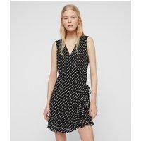 AllSaints Krystal Valentine Dress