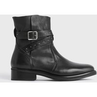AllSaints Carla Leather Boots