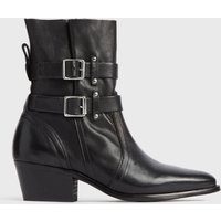AllSaints Harriet Leather Boots