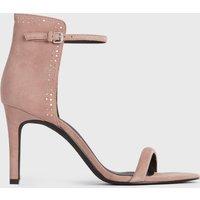AllSaints Avia Suede Sandals