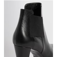 AllSaints Sarris Leather Chelsea Boots