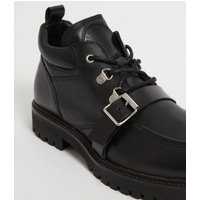 AllSaints Yarrow Leather Boots