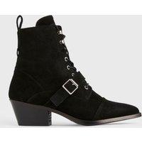 AllSaints Katy Suede Boots