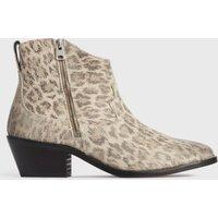 AllSaints Carlotta Leather Boots