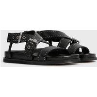 AllSaints Nina Leather Sandals
