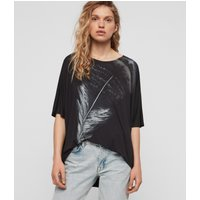 AllSaints Os Feather Dreams T-Shirt