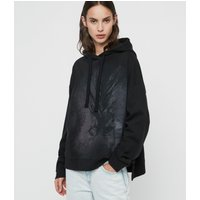 AllSaints Feather Lo Hoodie