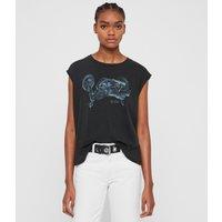 AllSaints Motorbike Brookita T-Shirt