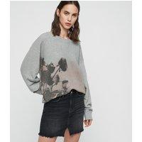 AllSaints Rose Piro Sweatshirt