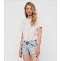 AllSaints Painted Stripes Carme T-Shirt