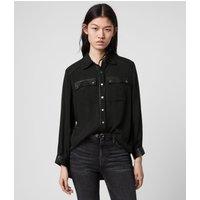AllSaints Esther Lea Shirt