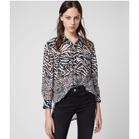 AllSaints Esther Remix Shirt