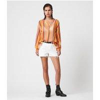 AllSaints Adra Stripe Shirt