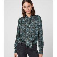 AllSaints Toni Plume Shirt