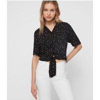 AllSaints Leni Hearts Shirt