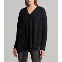 AllSaints Able Laced Jumper