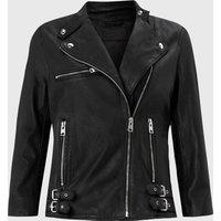 AllSaints Turne Leather Biker Jacket