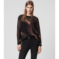 AllSaints Ada Streamline Top