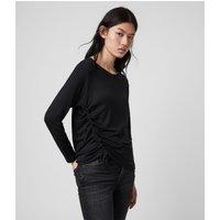 AllSaints Ryder Lux Long Sleeve T-Shirt