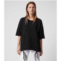 AllSaints Lorhaine Lace Sweatshirt