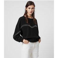 AllSaints Uda Chain Sweatshirt