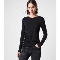 AllSaints Hatti Long Sleeve T-Shirt