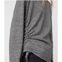 AllSaints Ryder Lin Stripe Long Sleeve T-Shirt